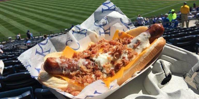 Világkörüli úton a hot dog